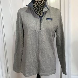 LLBean Long Sleeve Rugby Shirt
